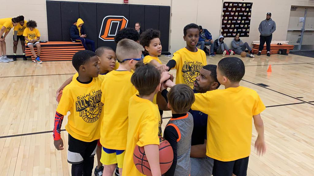 4th Annual Rising HoopStars Holiday Camp 2019 - Little Ballers - Powered by: GetShooksports