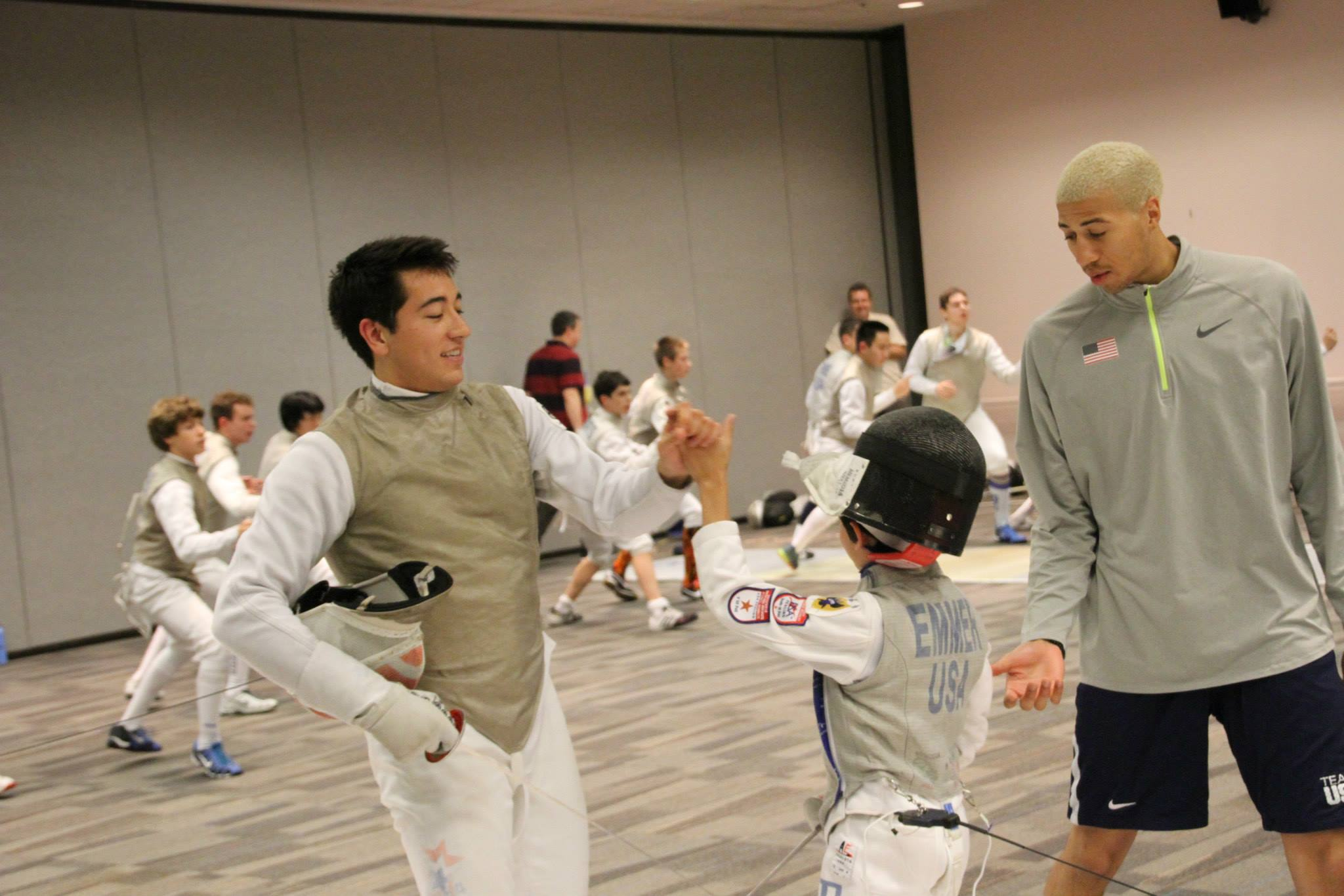 Learn From The Best Usa Fencing Clinics With The 2016 U S