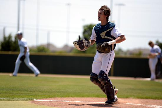 Nick Thornquist: First Team All District 6-6A Catcher
