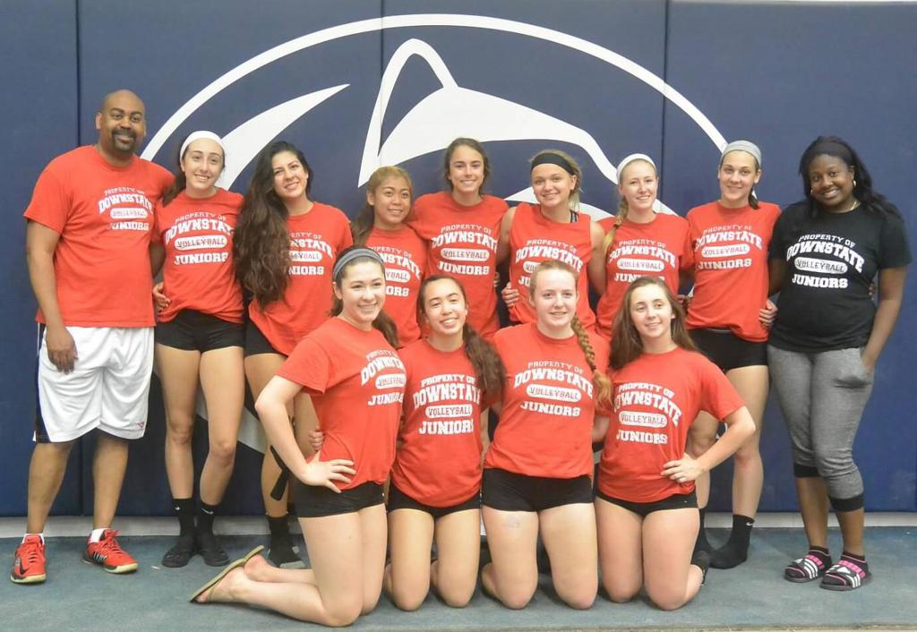 Downstate 16 Red