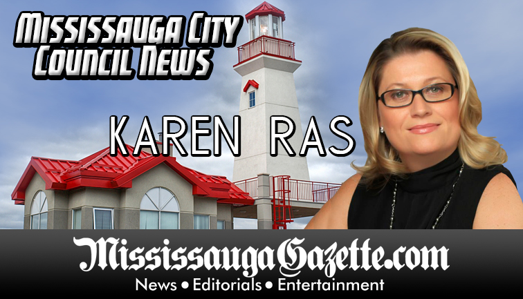 Karen Ras - Mississauga City Council - Ward 2 - Mississauga News and Mississauga Gazette - Mayor Bonnie Crombie