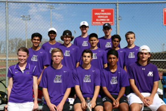 Ardrey Kell Men's Tennis