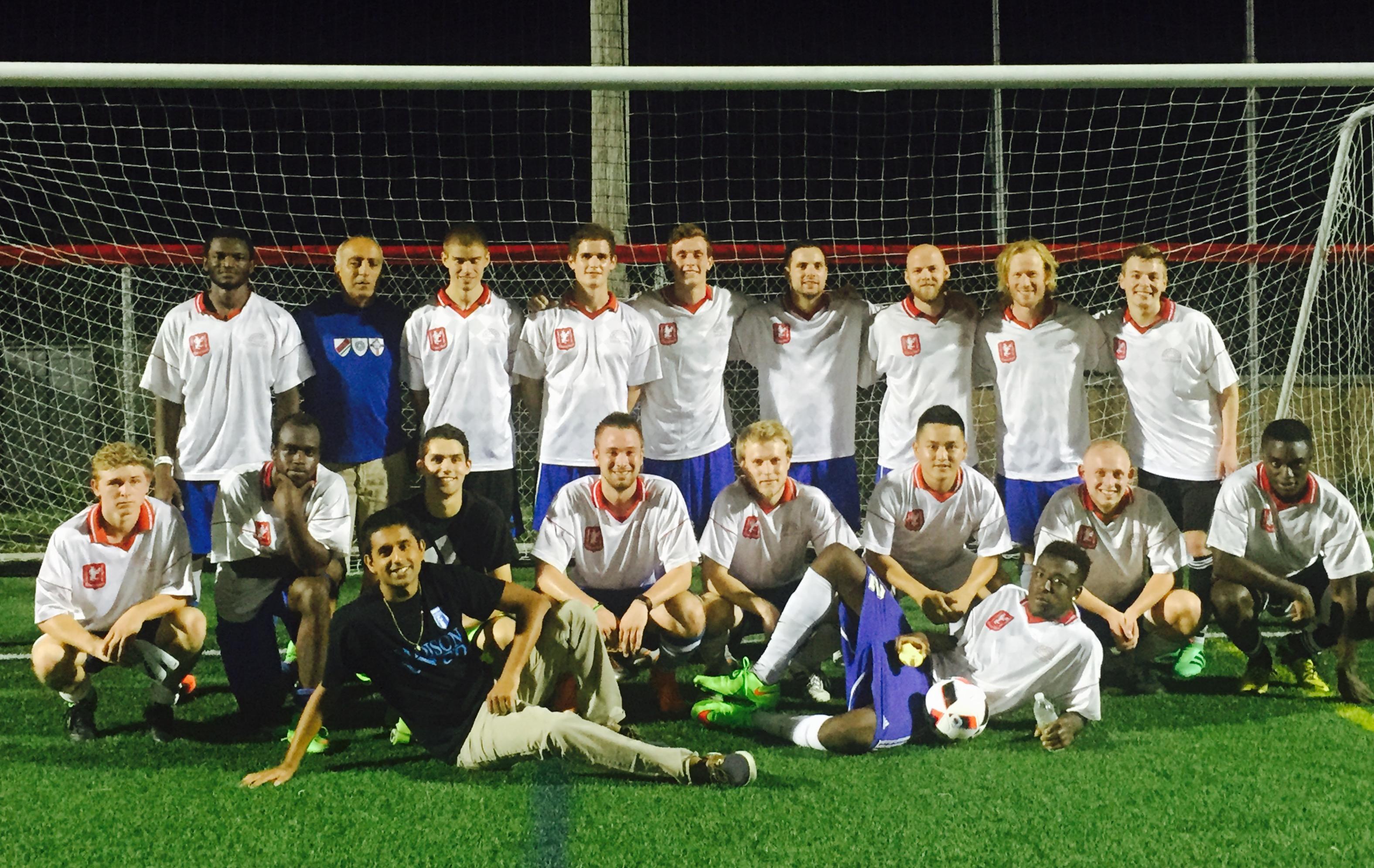 Madison United: 2015-16 Madison Soccer Association Division 1 Champions