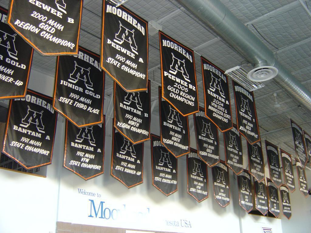Moorhead Youth Hockey Arena. Credit: Vintagemnhockey.com.