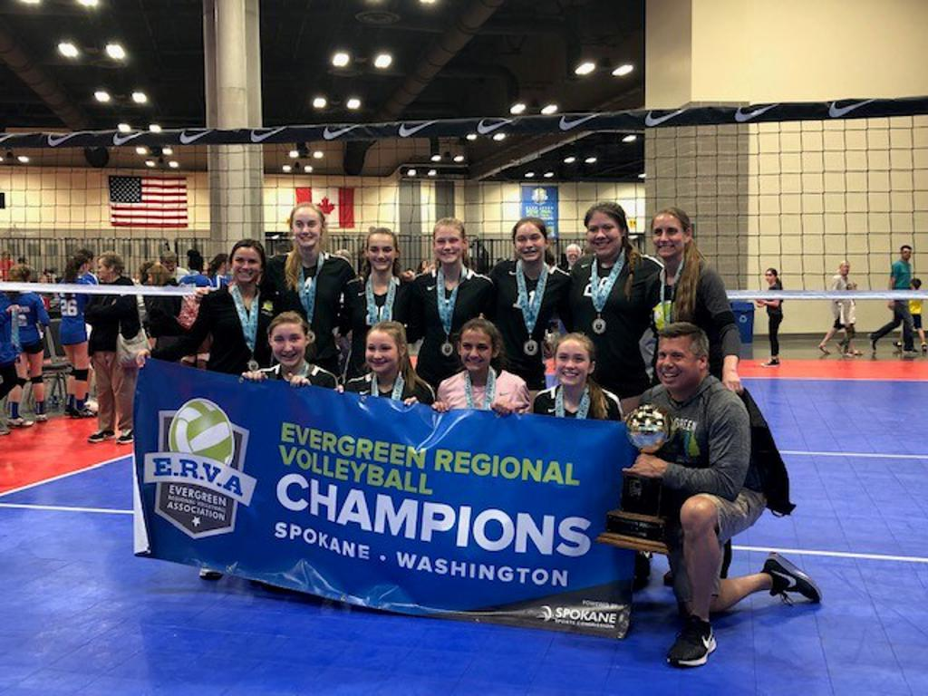 U14 NATIONAL TEAM 2019 ERVA CHAMPIONS