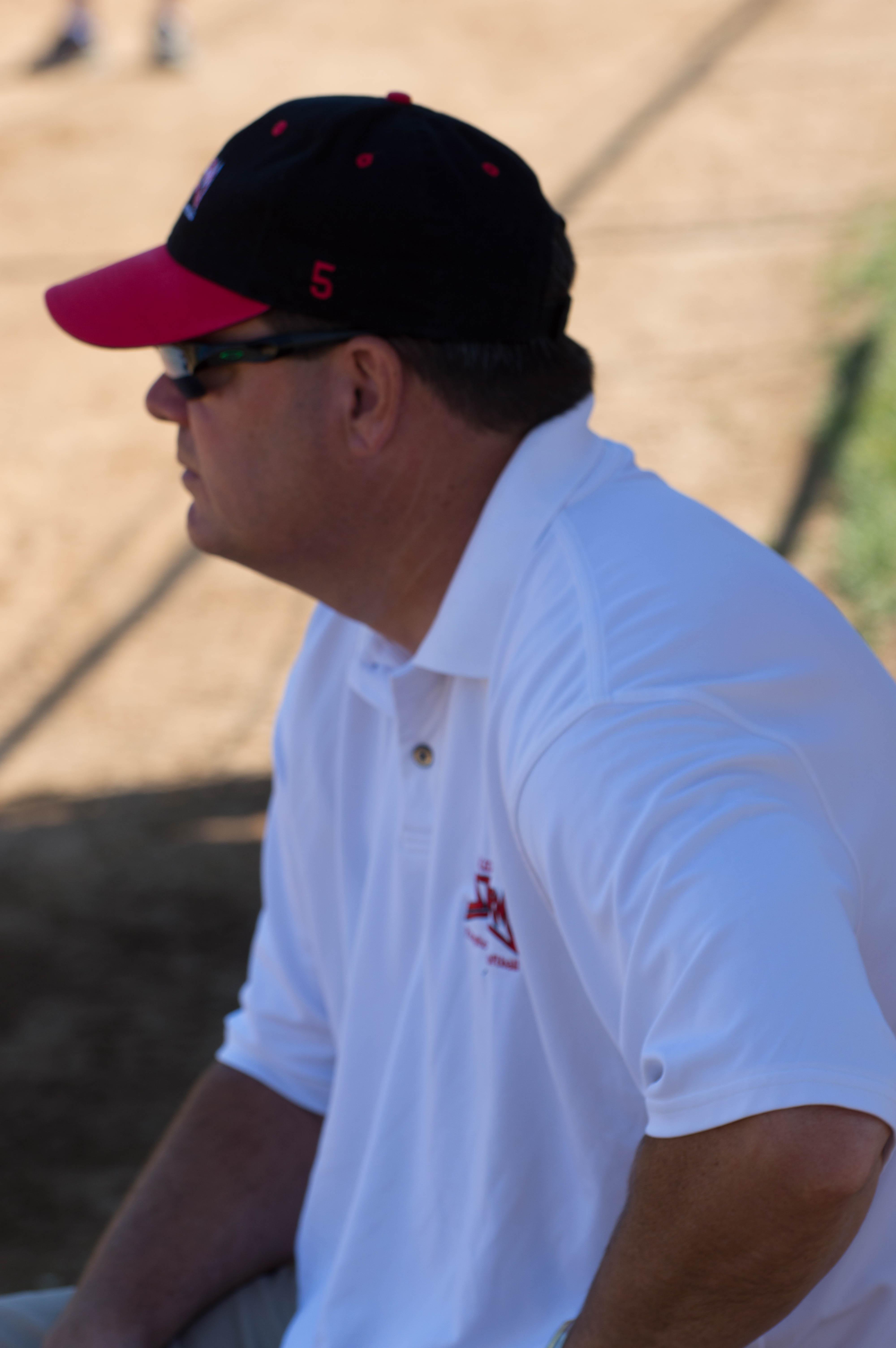 Coach Rob Cole