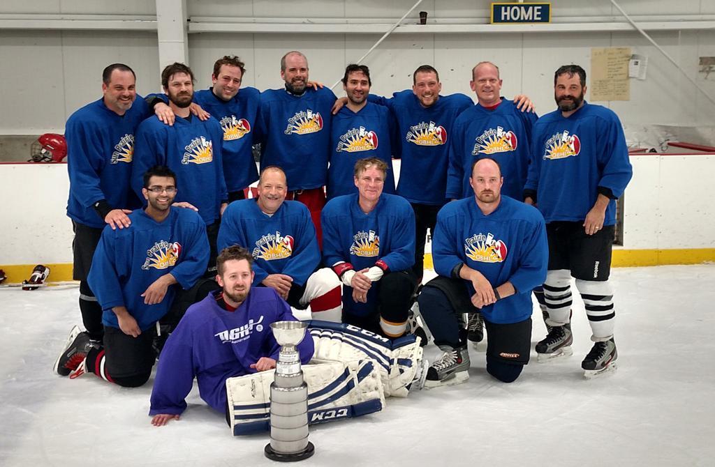 OBHL-D 2015-16 s2 Champions