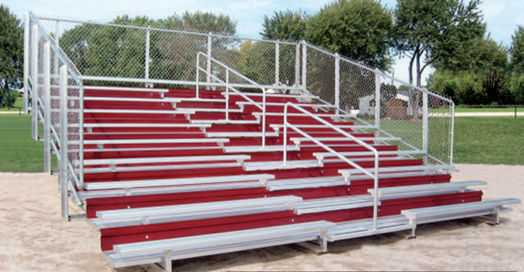 New Bleachers