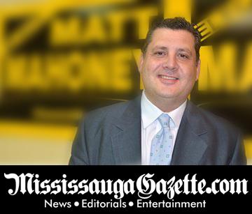 Matt Mahoney - Mississauga City Council - Ward 8 - Mississauga News and Mississauga Gazette - Mayor Bonnie Crombie. Khaled Iwamura from Insauga.com and Kevin J. Johnston from Mississauga Gazette
