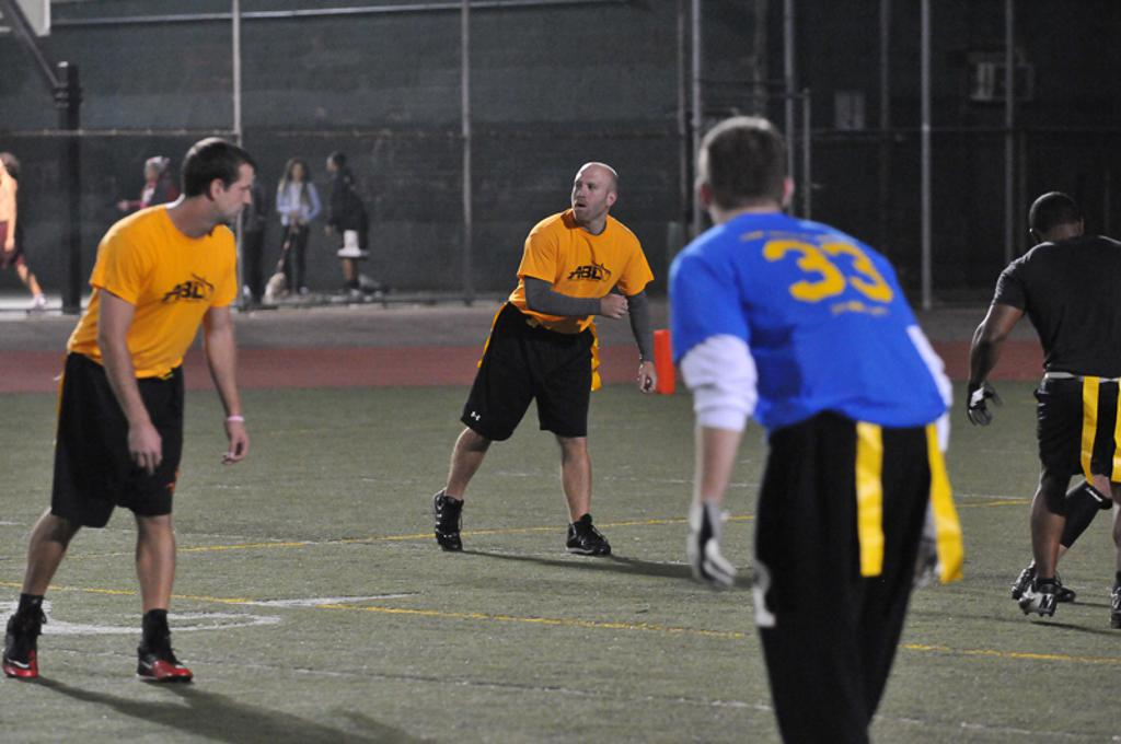 Flag Football Fall League Update