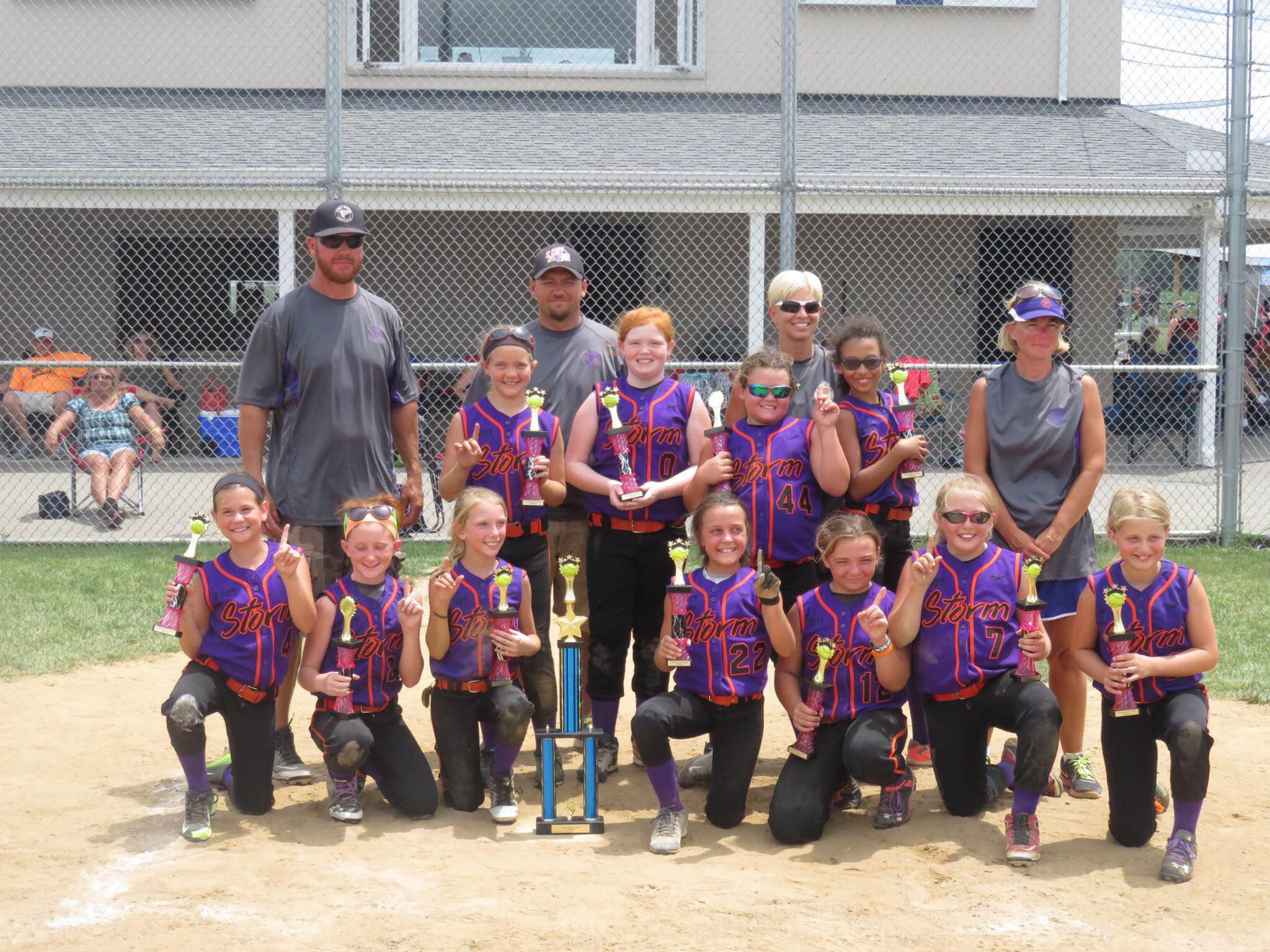 10u Wins in Batesville IN