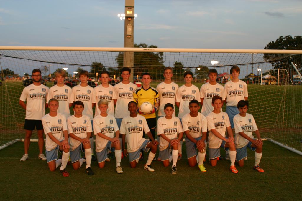 USC 00 Boys 2015
