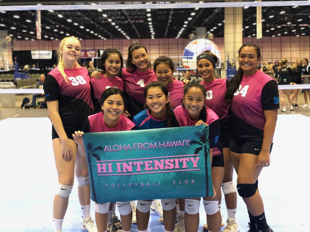 Hi Intensity Volleyball Club