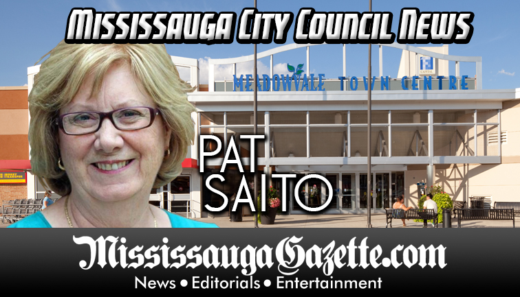 Pat Saito and Pat Sato - Mississauga City Council - Ward 9 - Mississauga News and Mississauga Gazette - Mayor Bonnie Crombie - Kevin J. Johnston Ward 9 and Mississauga Newspaper. Insauga.com with Khaled Iwamura - Mississauga news and City Council News in