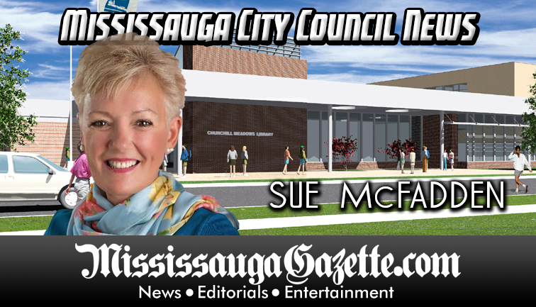 Sue McFadden - Mississauga City Council - Ward 10 - Mississauga News and Mississauga Gazette - Mayor Bonnie Crombie - Kevin J. Johnston of Ward 9 Mississauga and Insauga.com with Khaled Iwamura and Mississauga Newspaper
