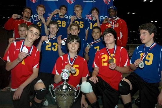 Team at 15s