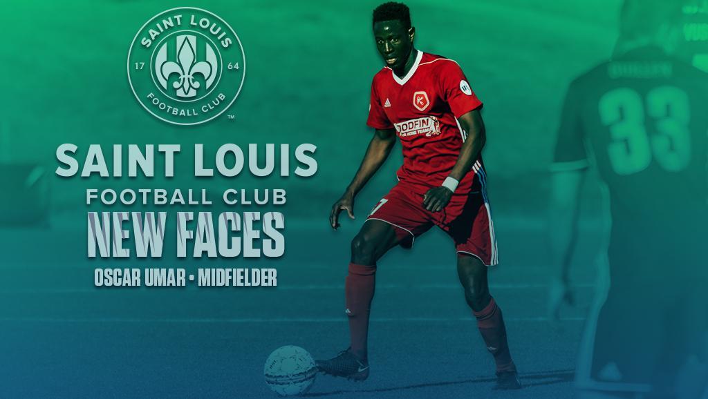 Saint Louis FC sign Ghanaian midfielder Abdul Oscar Umar