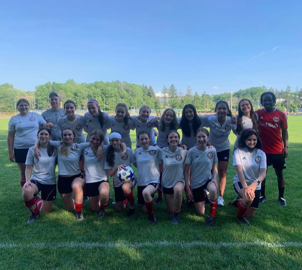 2007 Girls RED NCSA Cup Champs Spring 2021