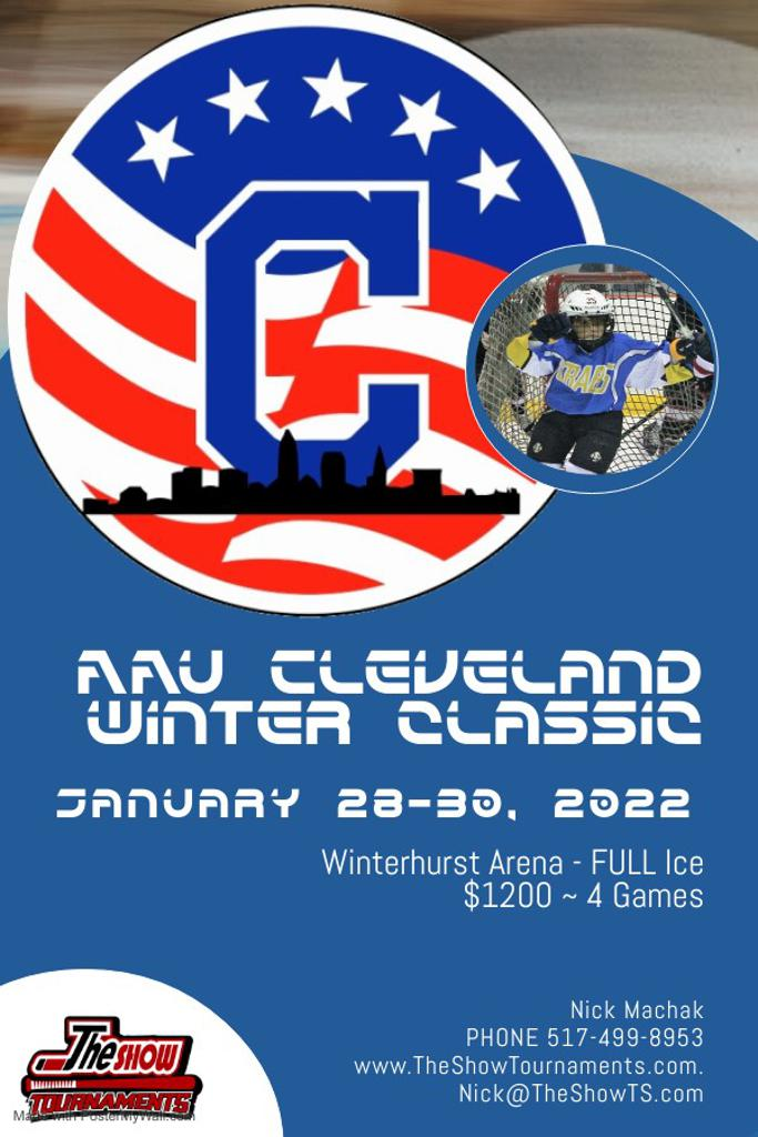 The Show Tournament Series - Cleveland AAU