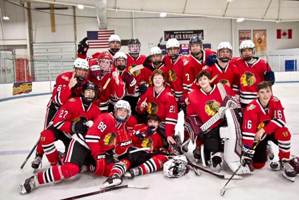 2020 TRAVEL CHAMPS U16 AA CHAMPIONS