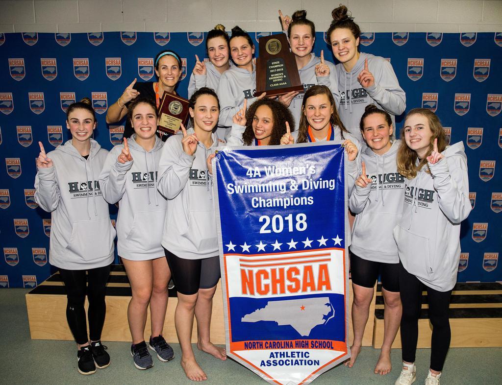 Hough Girls Win States!