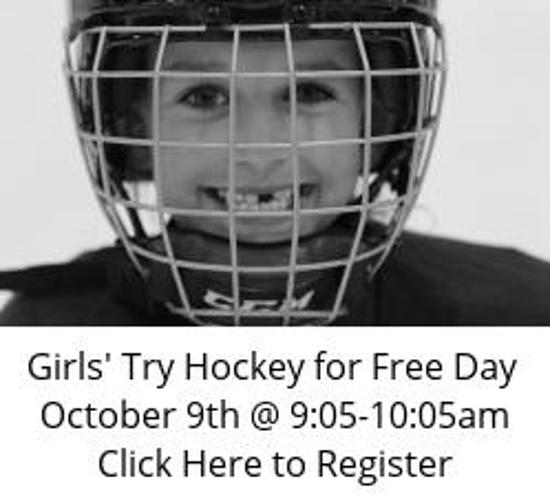 Girls Try Hockey for Free