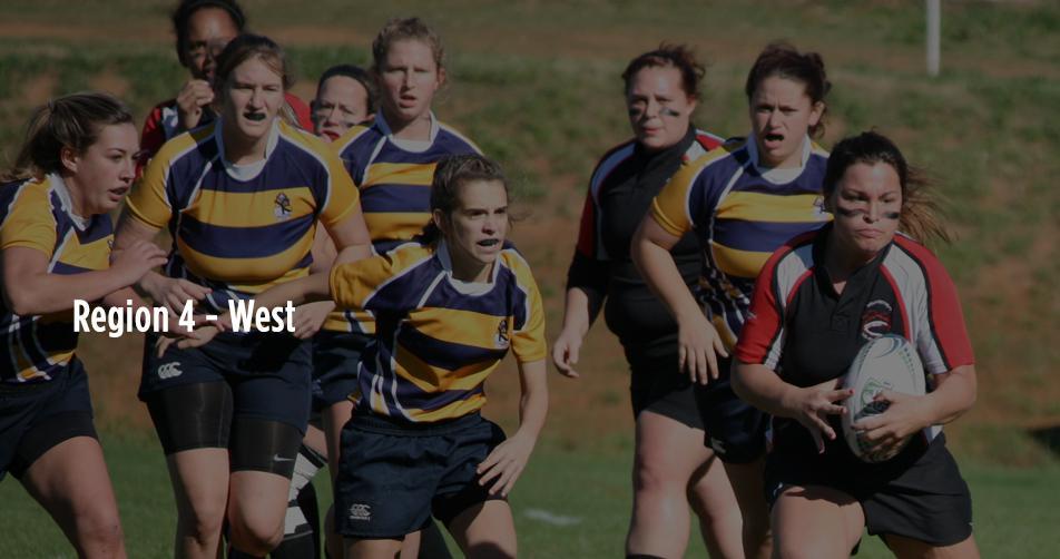 NSCRO Women's Team Region 4 West