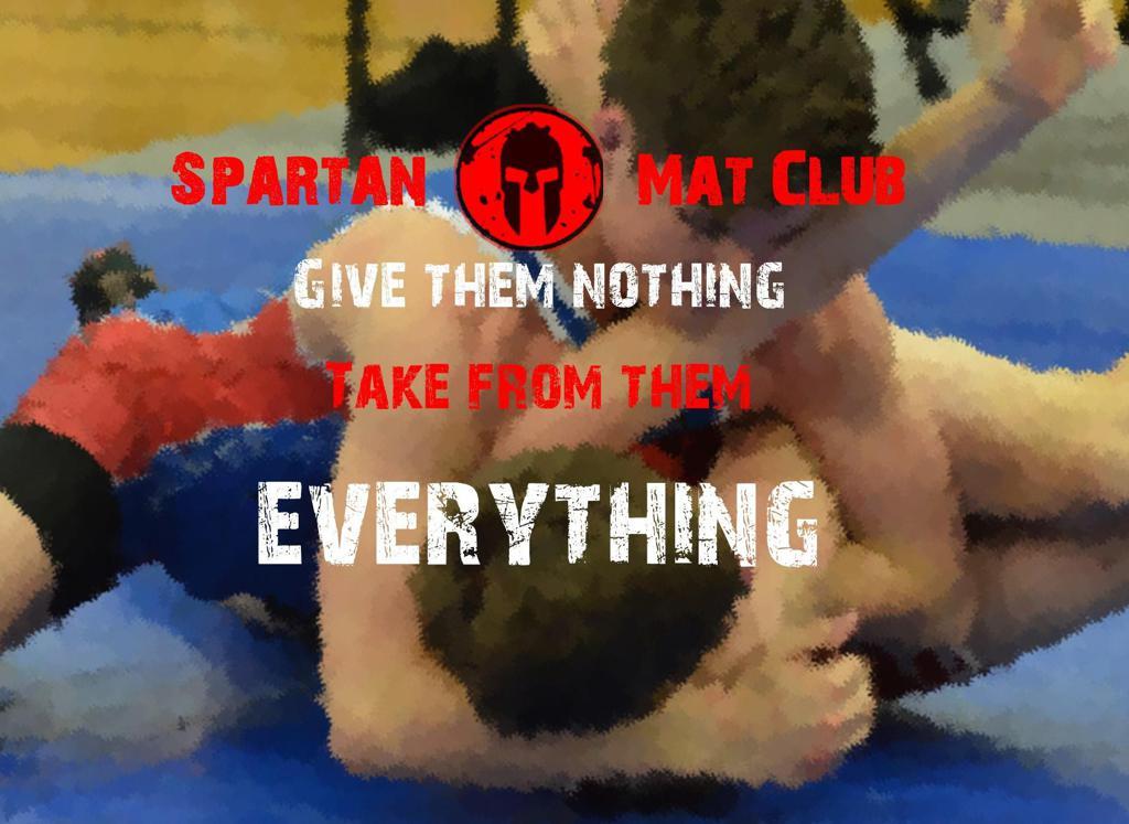 Spartan Mat Club