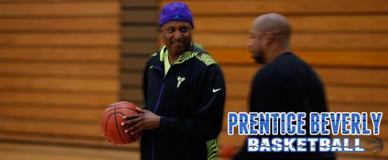 Prentice Beverly Basketball