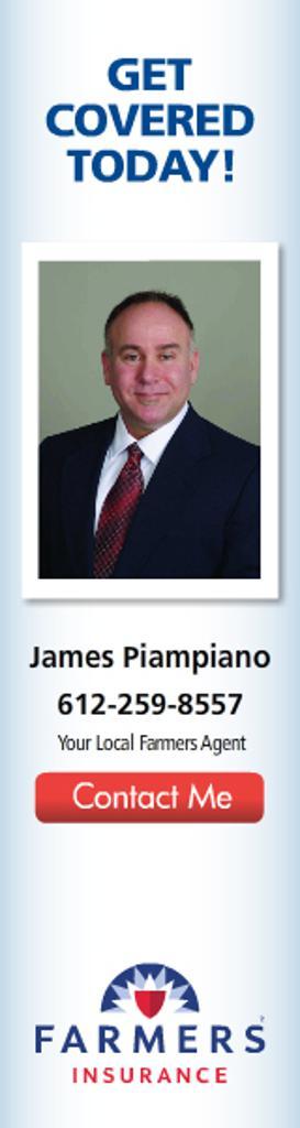 Eden Prairie Wrestling Jim Piampiano Farmers Insurance Sponsor
