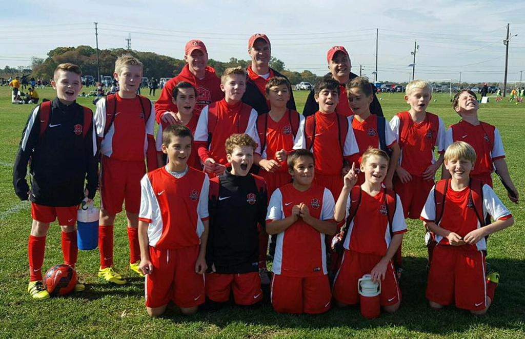 U-12 Marlton Lightning Boys