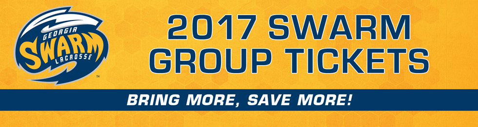 2017 Swarm Group Tickets