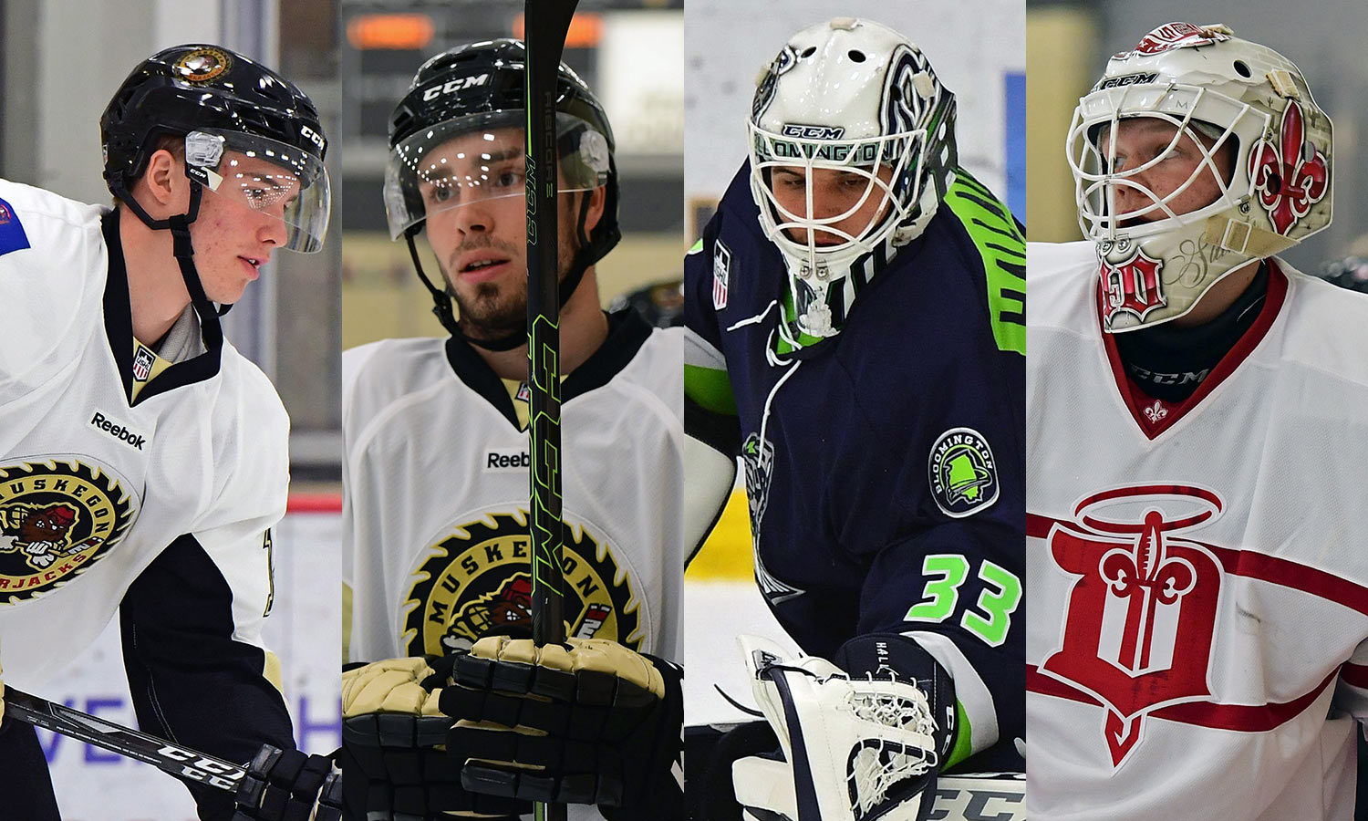 USHL: Players Of The Week - 11/14/2016