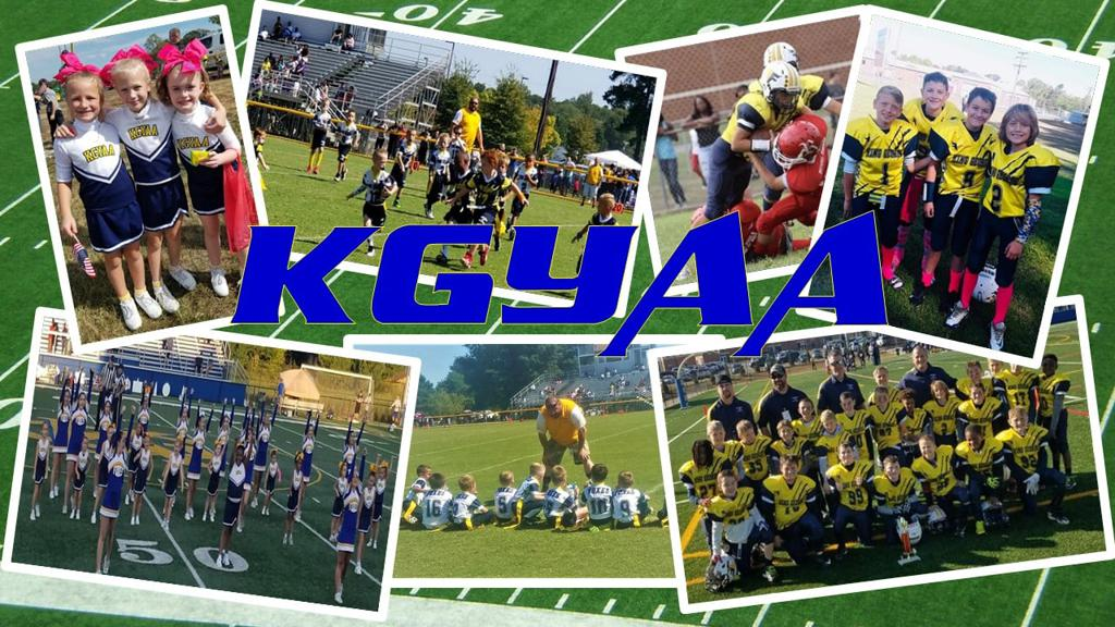 Still time to register for fall tackle football. Email us at kgyaainfo@gmail.com