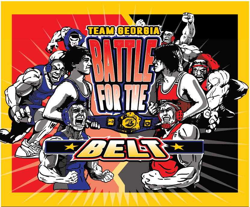 Battle for the Belt Graphic