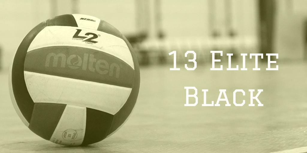 13 Elite Black
