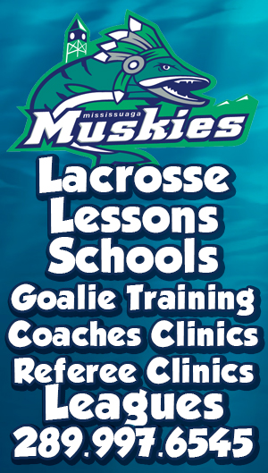 Mississauga Muskies Lacrosse Association and Edge Lacrosse with Hardcore Lacrosse and Hardcor Lacrosse. We attend the Toronto Rock Training Centre in Oakville with the Mississauga Steelheads Hockey Team in The Hershey Centre! Mississauga Tomahawks Lacross