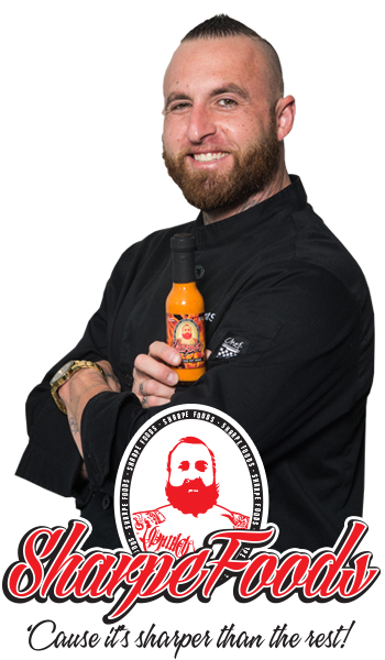 Mississauga Gazette Logo - Mississauga News - Mississauga Newspaper - Mississauga Classified - Thomas Sharpe Master Chef and Mississauga Chicken Wings and Mississauga Hot Sauces - Khaled Iwamura from Insauga and Kevin J. Johnston from the Misissauga Gazet