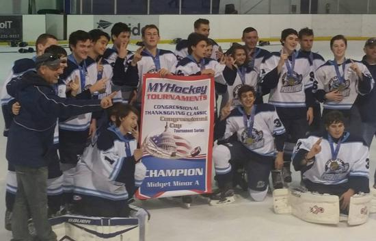 Congressional Thanksgiving Classic Champions