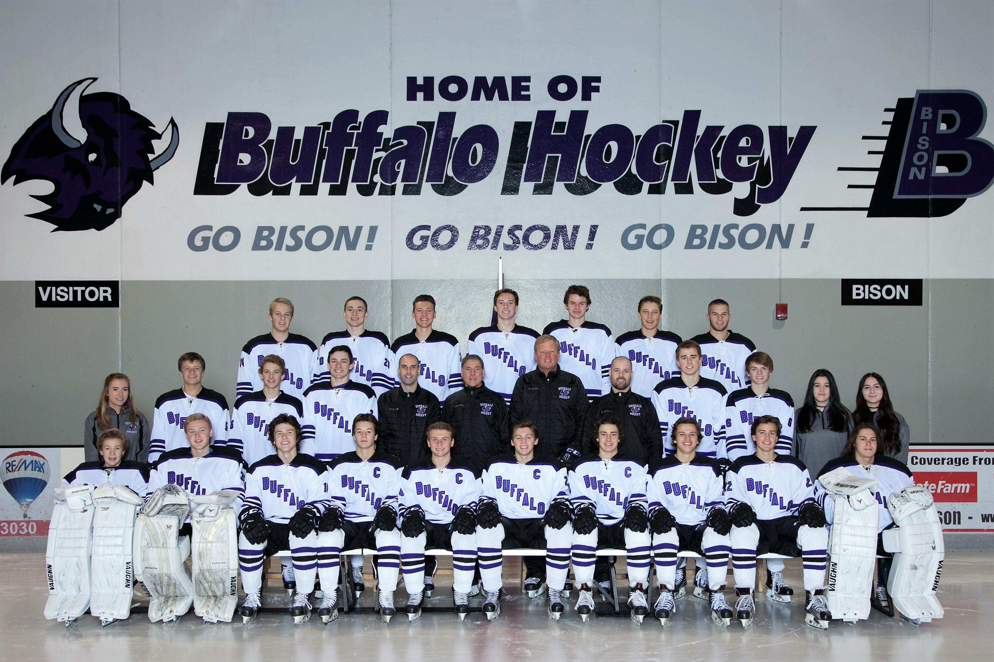 6dd6e4af857 Buffalo Bison Hockey BisonBoysHockey