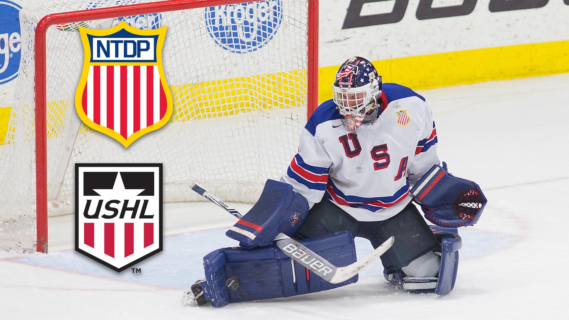 USHL: St. Cyr Named Goaltender Of The Week