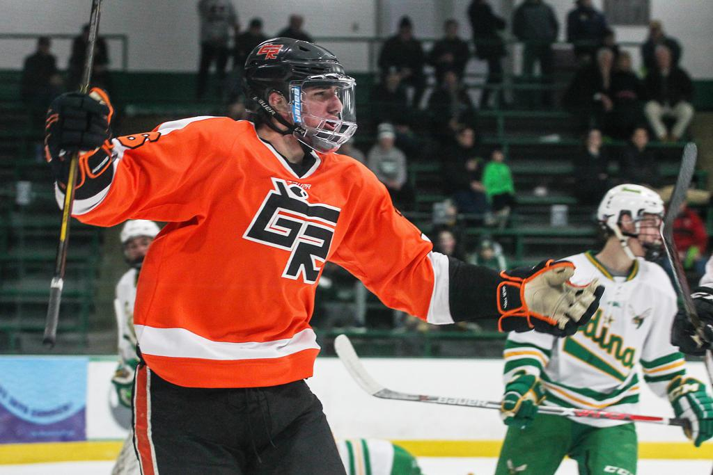 MN H.S.: Grand Rapids Upends Edina In Top-10 Boys Hockey Battle