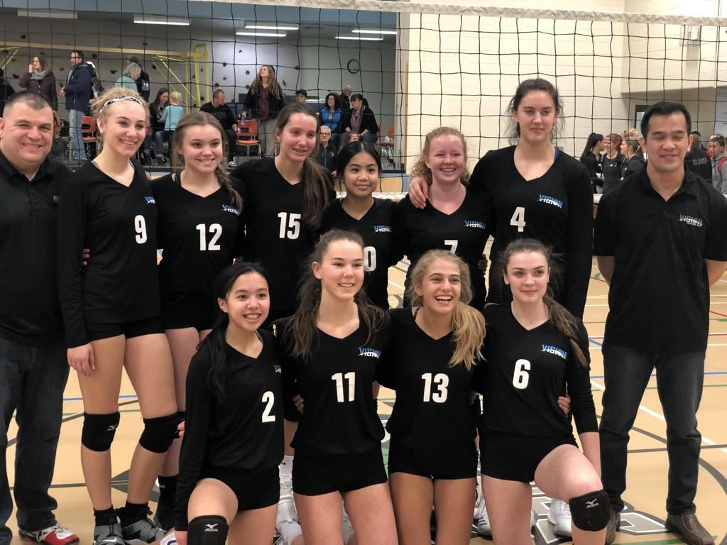VISION Elite U15 Rage take bronze at JVC U17 Tourney