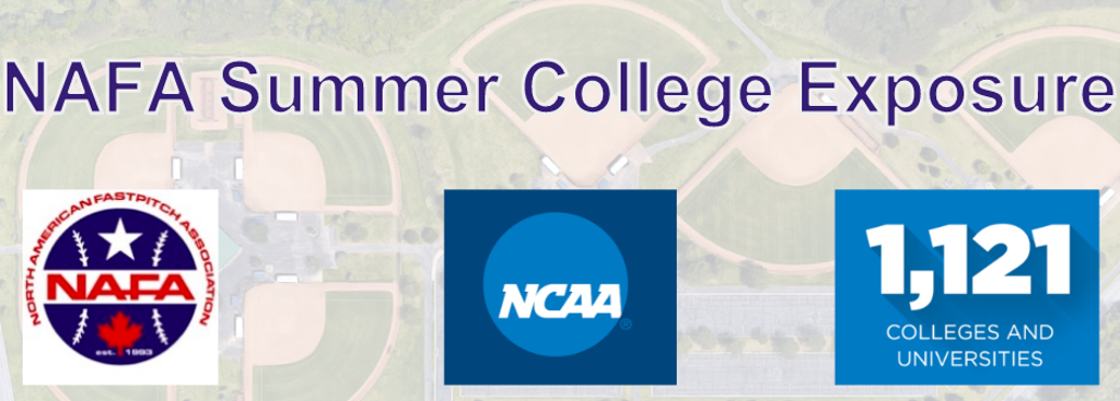 NAFA Summer College Exposure July 1-2