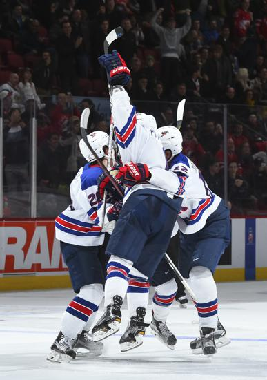49fec7ff764 USA vs Russia - 2017 IIHF World Junior Championship Semifinal