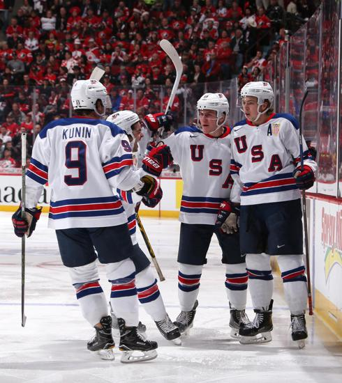 Team Usa Wins Gold At World Juniors In Epic Fashion