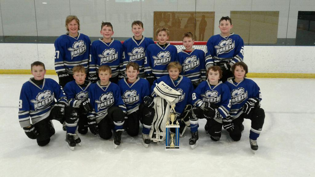 fargo squirt tournament MBA squirts second at international tournament | Stevens County.