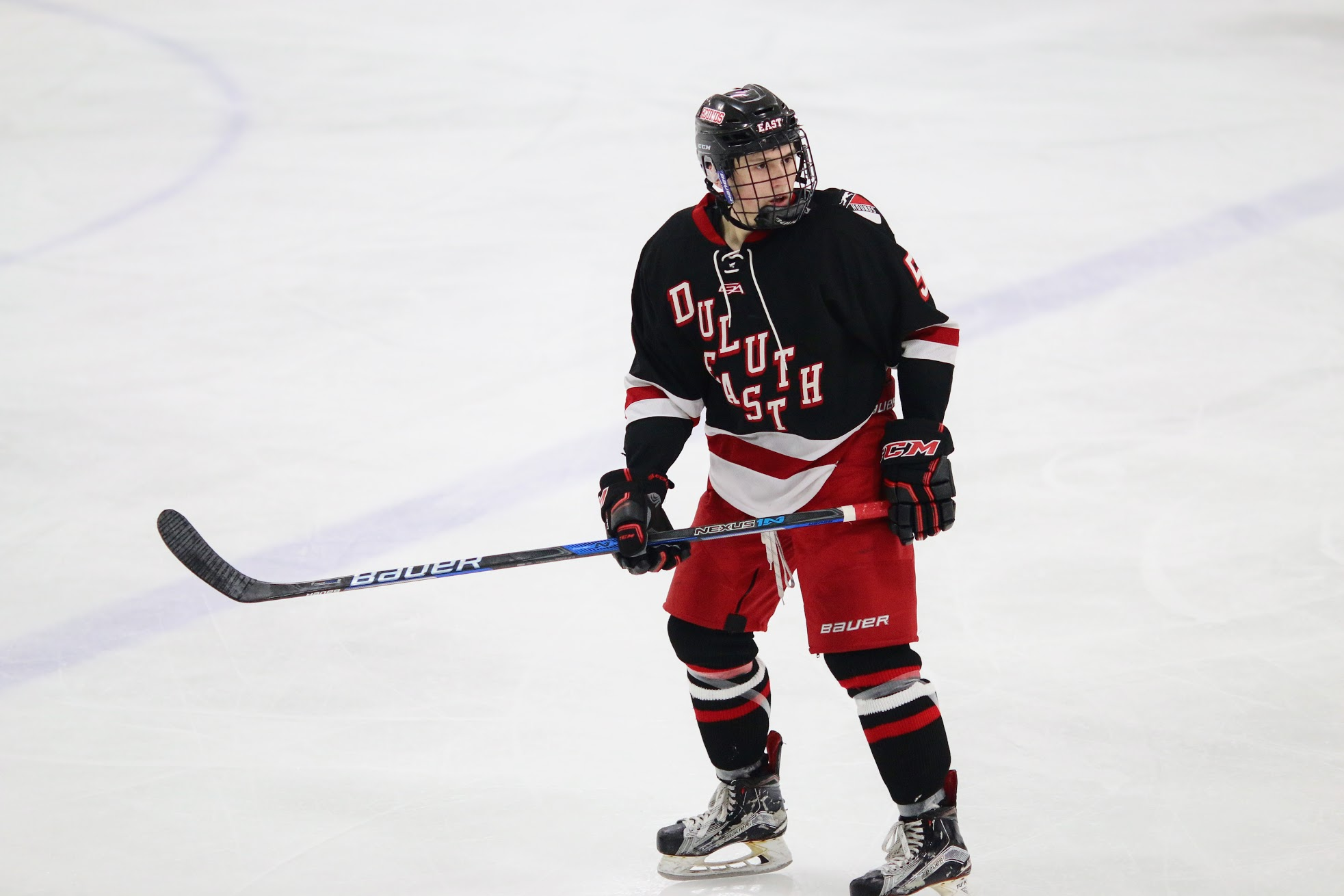 MN H.S.: Cedar Rapids RoughRiders Taken Northern Minnesota Forward With 1st Pick Of USHL Draft