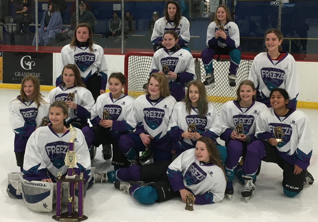 Appleton Girls Hockey Classic - 2nd Place