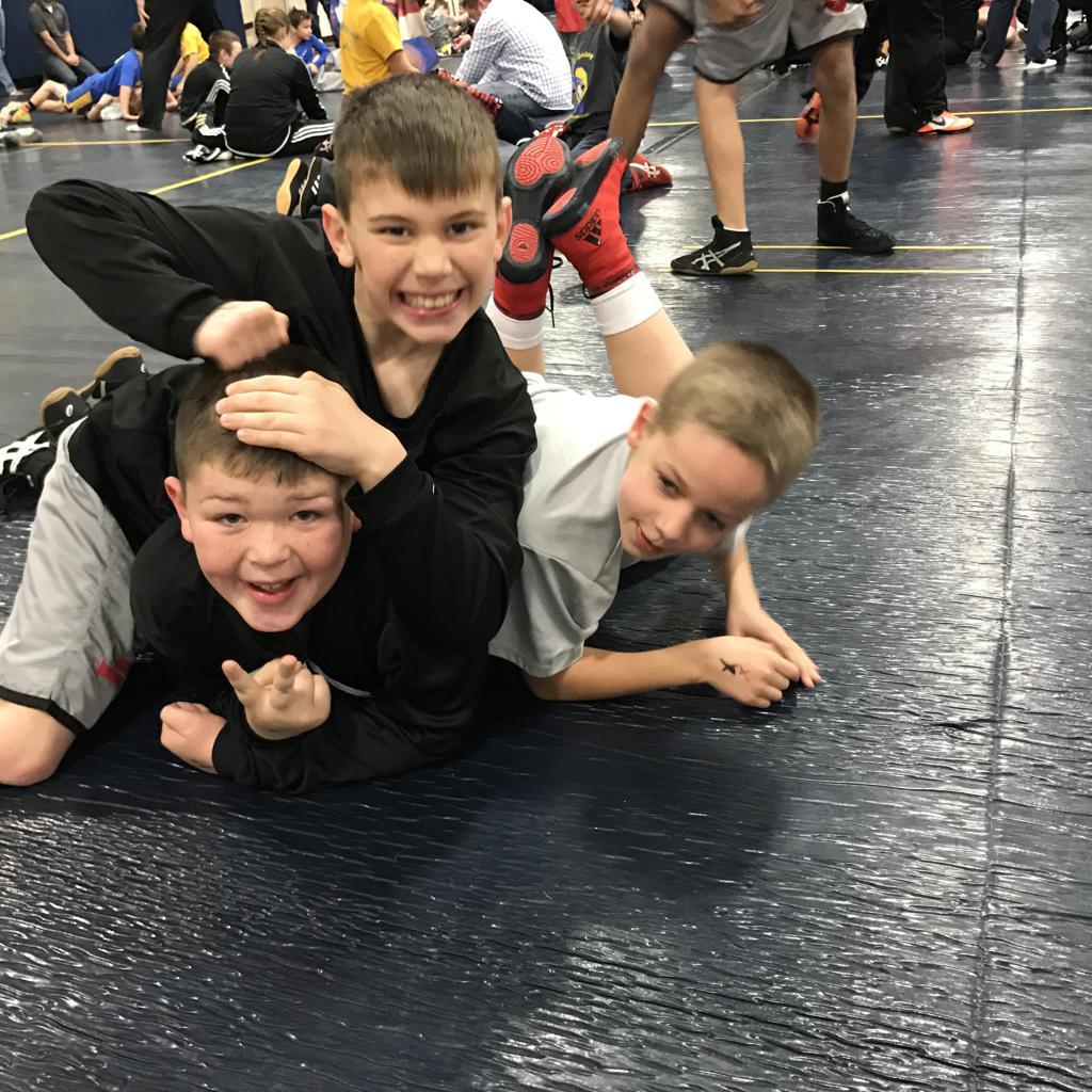 JJ Trained Wrestling School